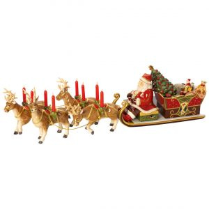 Villeroy & Boch Christmas Toys Memory Santa's Schlittenfahrt 22x70x16cm (noch 1x verfügbar!)