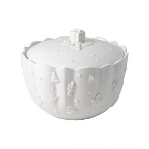 Villeroy & Boch Toy's Delight Royal Classic Gebäckdose weiß 20 x 15 cm