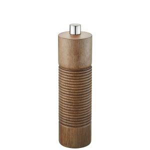 GEFU Salz- oder Pfeffermühle TEDORO, 18 cm braun