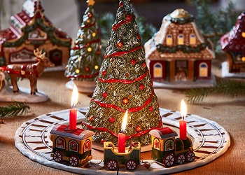 Villeroy Boch Tannenbaum.Villeroy Boch Weihnachten Villeroy Boch Marken
