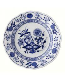Hutschenreuther Zwiebelmuster blau Brotteller 15 cm Fahne