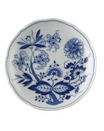 Hutschenreuther Zwiebelmuster blau Suppen-Untertasse 16 cm
