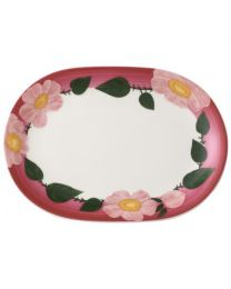 Villeroy & Boch Rose Sauvage framboise Multifunktionsteller