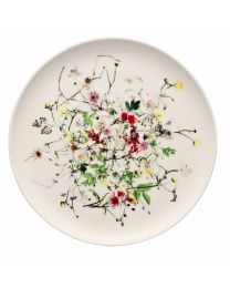 Rosenthal Brillance Fleurs Sauvages Brotteller 18 cm