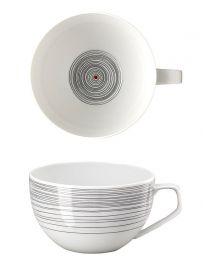 Rosenthal studio-line TAC Gropius Stripes 2.0 Kombi-Obertasse