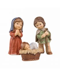 Goebel Nina & Marco Set 3-teilig Heilige Familie