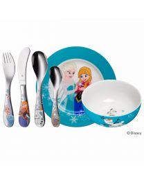 WMF Kinderbesteck Set 6 Disney Frozen