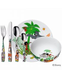 WMF Kinderbesteck Set 6 Dschungelbuch