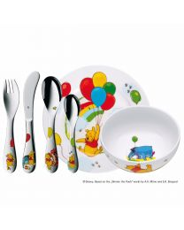 WMF Kinderbesteck Set 6 Winnie the Pooh