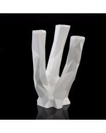 Kaiser Porzellan Vase  25 cm Polygono