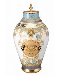Versace Prestige Gala Le Bleu Deckelvase 76 cm