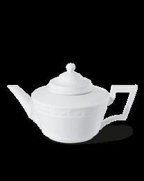 KPM Berlin Kurland weiß Teekanne