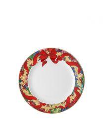 Rosenthal Versace Reflections of Holidays Frühstücksteller 22 cm