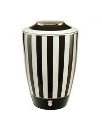 Goebel Château Vase 41 cm Stripes
