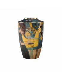 Goebel Gustav Klimt Vase 24 cm Die Musik