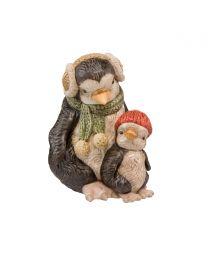 Goebel Figur Pinguine Frieda und Helma