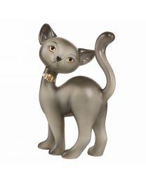 "Goebel Kitty de luxe Figur ""Korat"" Kitty Charming limitiert"