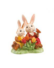 Goebel Ostern Figur Hier gefällt's uns