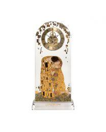 Goebel Gustav Klimt Tischuhr Der Kuss