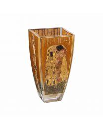 Goebel Gustav Klimt Vase 16 cm Der Kuss
