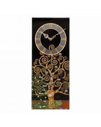 Goebel Gustav Klimt Wanduhr Der Lebensbaum