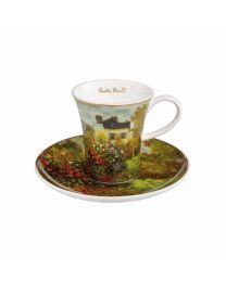 Goebel Claude Monet Espressotasse Das Künstlerhaus