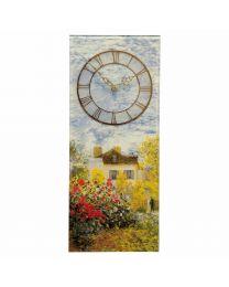 Goebel Claude Monet Wanduhr Das Künstlerhaus