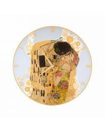 Goebel Gustav Klimt Wanduhr Der Kuss 1
