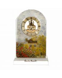Goebel Claude Monet Tischuhr Das Künstlerhaus