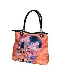 Goebel Gustav Klimt Handtasche Der Kuss