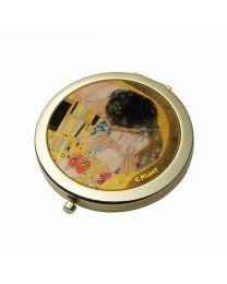 Goebel Gustav Klimt Taschenspiegel Der Kuss
