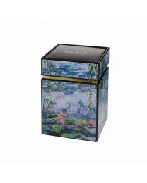Goebel Claude Monet Dose Seerosen mit Weide