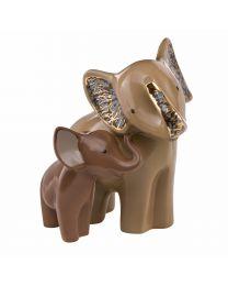 "Goebel Elephant de luxe Figur ""Wen-Di"" limitiert"