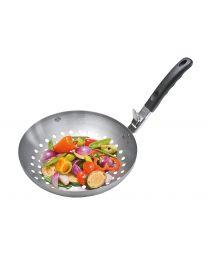 GEFU Gemüse-Wok mit abnehmbarem Griff BBQ