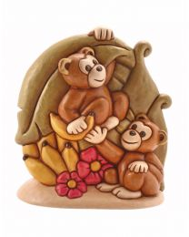 THUN Affen auf Palme
