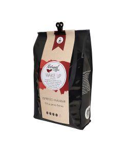GEFU Espresso Malabar WAKE UP, ganze Bohnen Natural Coffee